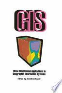 Three Dimensional Applications In Gis Book PDF