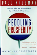 Peddling Prosperity