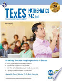 TExES Mathematics 7 12  235  Book   Online