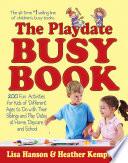 Playdate Busy Book Book PDF