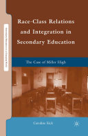 Pdf Race-Class Relations and Integration in Secondary Education
