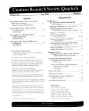 Creation Research Society Quarterly Book PDF