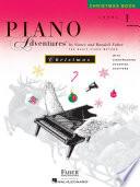 Piano Adventures - Level 1 Christmas Book