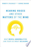 Hearing Voices and Other Matters of the Mind
