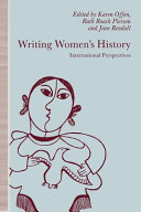 Pdf Writing Women's History