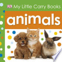 My Little Carry Book Animals