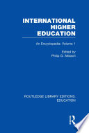 International Higher Education Volume 1