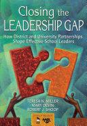 Closing the Leadership Gap