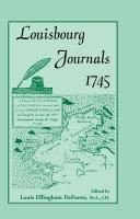 Louisbourg Journals, 1745