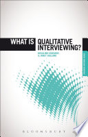 What is Qualitative Interviewing?