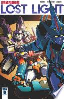 Transformers  Lost Light  9 Book