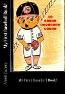 My First Baseball Book  Book PDF