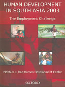 Human Development in South Asia 2003