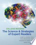 College Reading  The Science and Strategies of Expert Readers Book