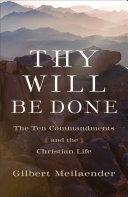 Thy Will Be Done Pdf/ePub eBook