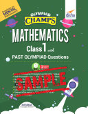 Pdf (Free Sample) Olympiad Champs Mathematics Class 1 with Past Olympiad Questions 3rd Edition Telecharger