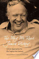 The Way We Read James Dickey