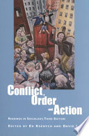 Conflict Order And Action