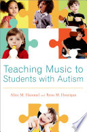 Teaching Music To Students With Autism Book PDF