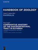 Comparative Anatomy of the Gastrointestinal Tract in Eutheria II Pdf/ePub eBook