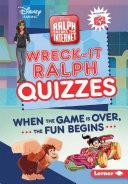 Wreck It Ralph Quizzes