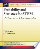 Probability and Statistics for STEM