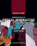 Intro Optical Mineralogy