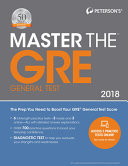 link to Peterson's master the GRE general test 2018. in the TCC library catalog