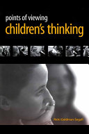 Points of Viewing Children's Thinking