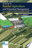 Text Book of Rainfed Agriculture and Watershed Management