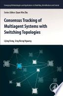 Consensus Tracking of Multi agent Systems with Switching Topologies
