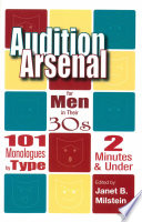 Audition Arsenal for Men in Their 30s