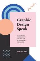 Graphic Design Speak