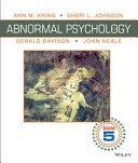 Abnormal Psychology  Binder Ready Version
