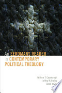 Cover of An Eerdmans Reader in Contemporary Political Theolog