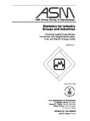 Annual Survey of Manufactures