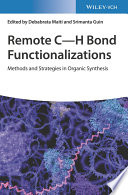 Remote C H Bond Functionalizations