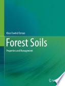 Forest Soils Book