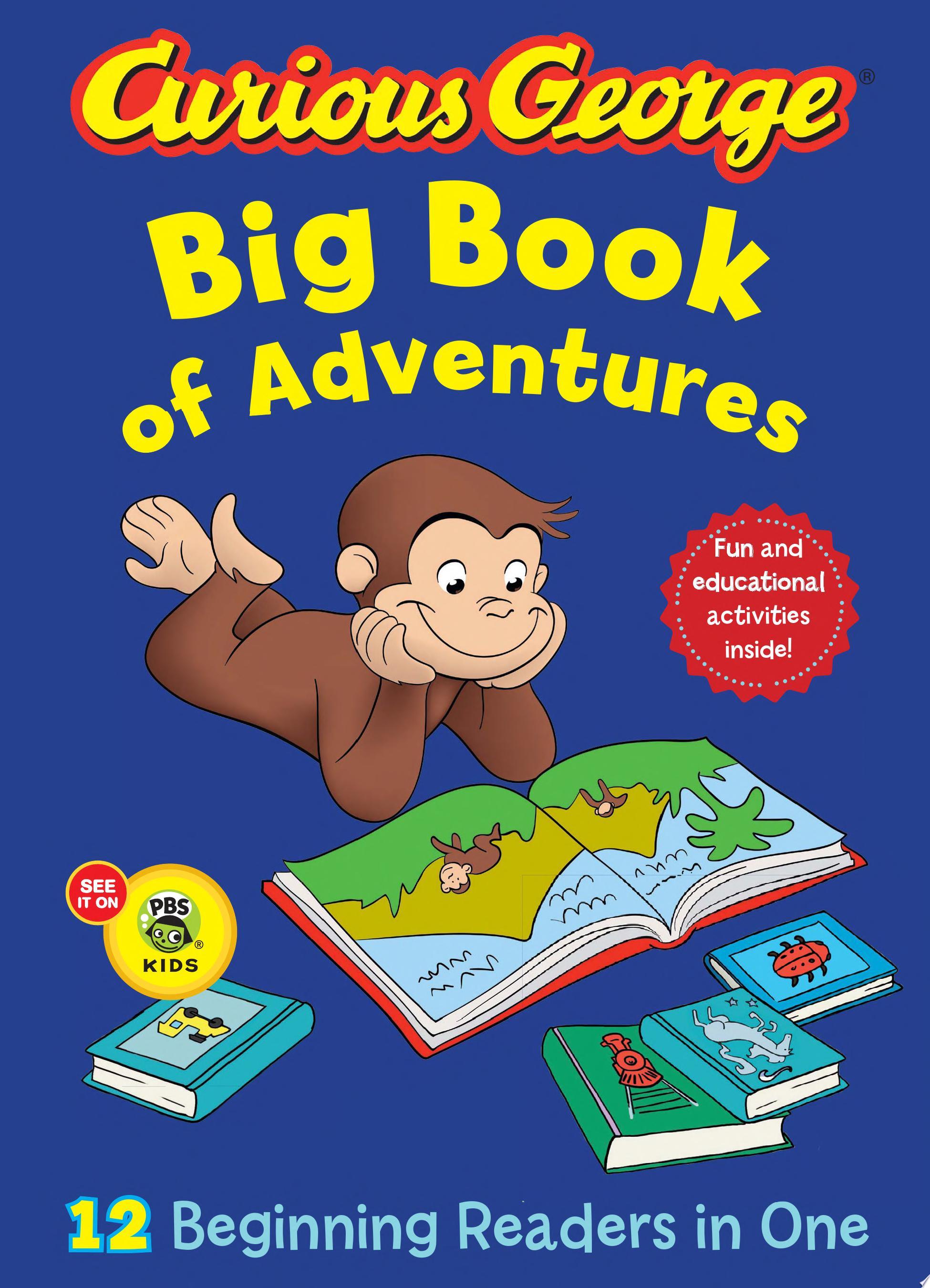 Curious George Big Book of Adventures