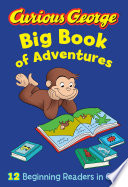 Curious George Big Book of Adventures Book PDF