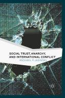 Social Trust, Anarchy, and International Conflict Pdf/ePub eBook
