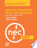 Stallcup's? Generator, Transformer, Motor and Compressor, 2011 Edition