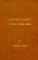 Japan Diary of Cross Cultural Mission