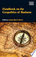 Handbook on the Geopolitics of Business Book PDF