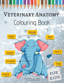 Veterinary Anatomy Colouring Book For Kids