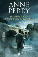 Asesinato en Kensington Gardens   Murder on the Serpentine Book