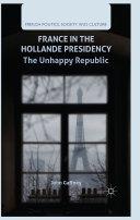 Pdf France in the Hollande Presidency Telecharger