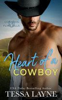 Heart of a Cowboy (Cowboys of the Flint Hills) Pdf/ePub eBook