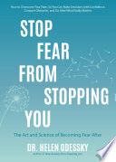 Stop Fear From Stopping You Book