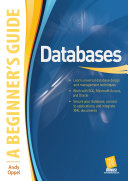 Databases A Beginner s Guide